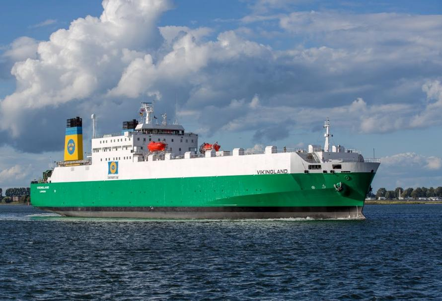 Ship change on Stena's Gdynia-Nynäshamn route