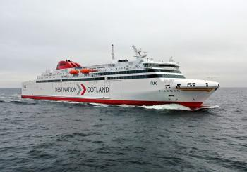 Destination Gotland tests an LNG-LBG bunker blend