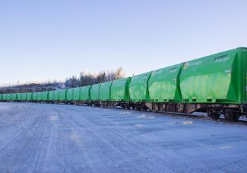 Green Cargo starts using XXXL containers