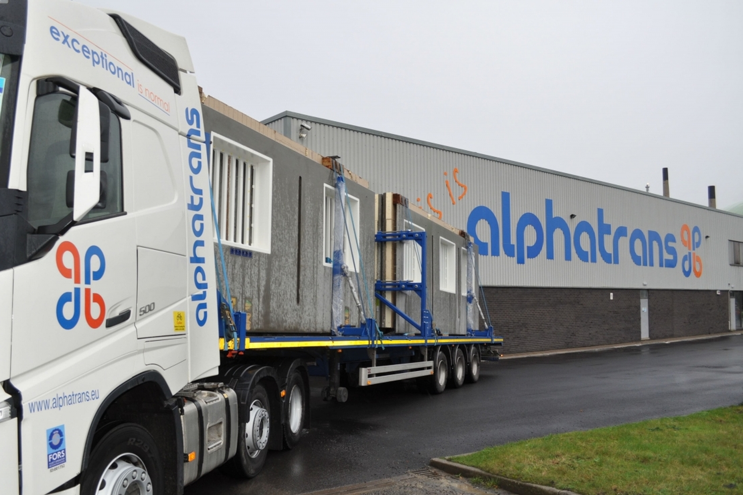 DFDS takes over Alphatrans