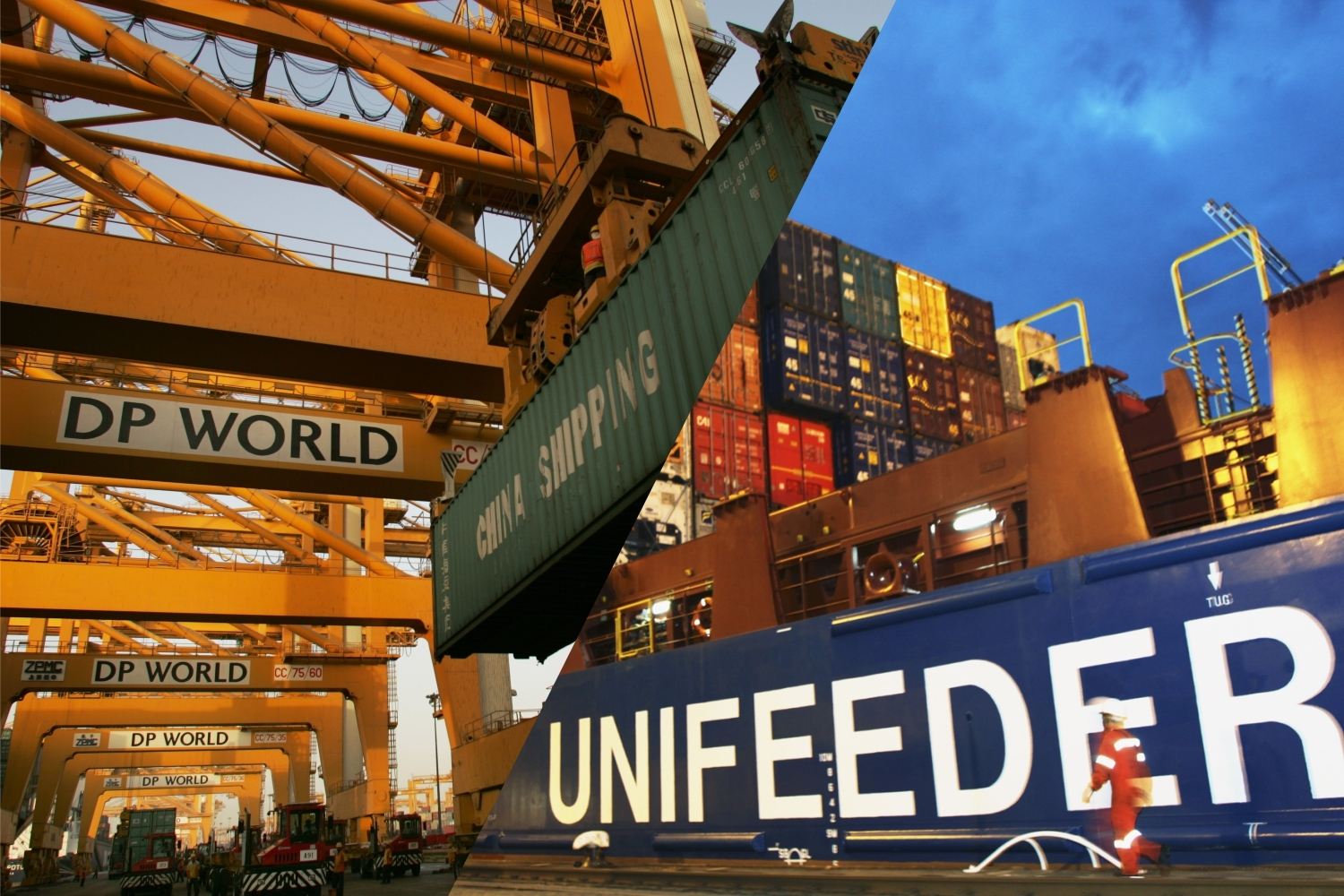 DP World to take over Unifeeder