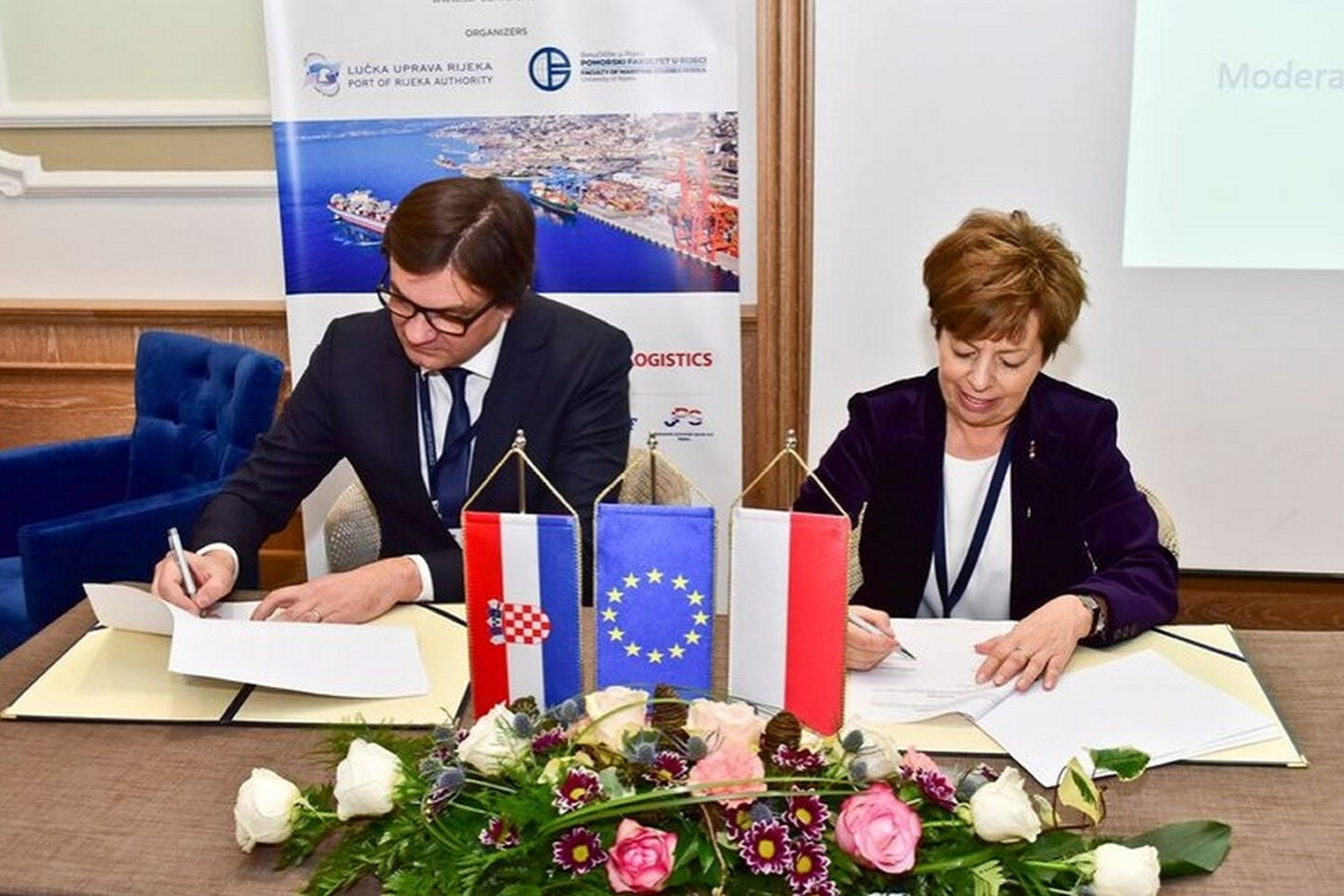 Gdańsk and Rijeka enter into a co-op