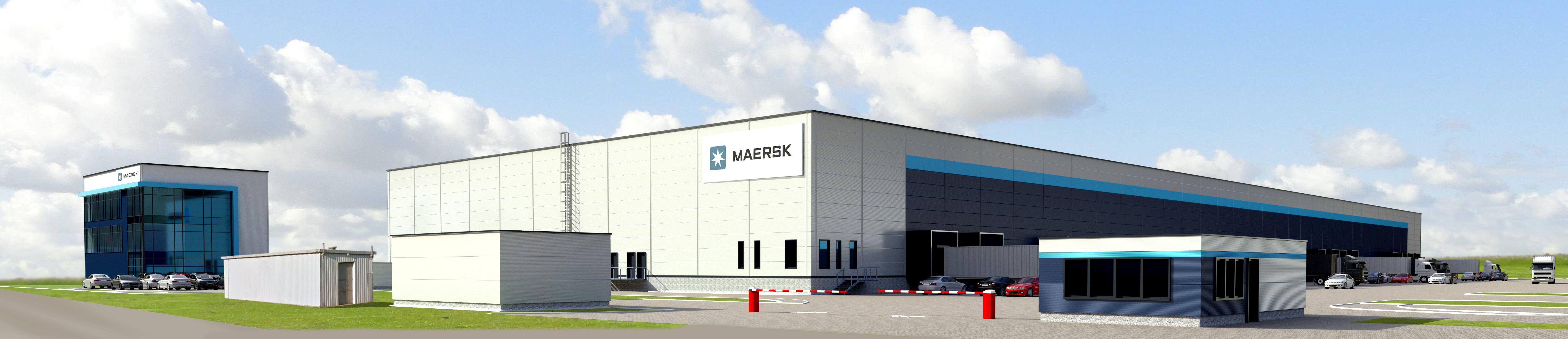 Maersk to set up a pharmaceutical eco-warehouse in central Poland