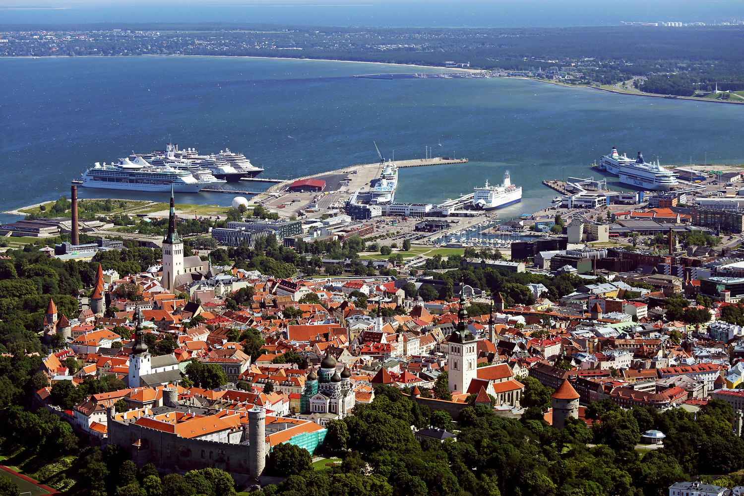 LNG discount in Tallinn