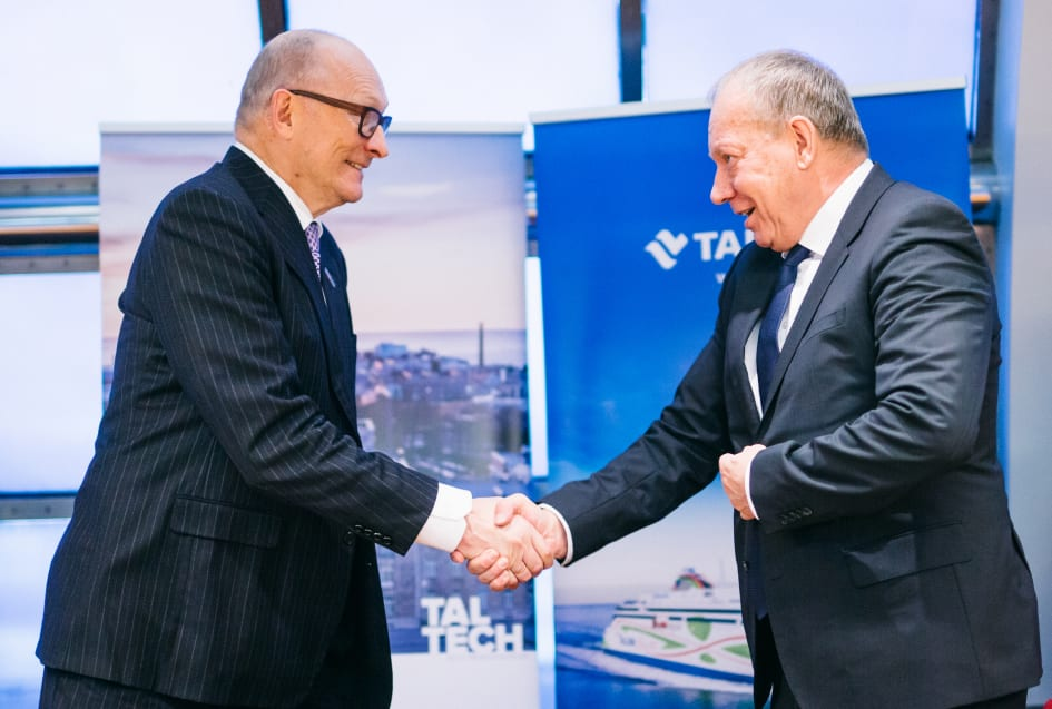 Tallink and TalTech team up to develop smart car deck solutions