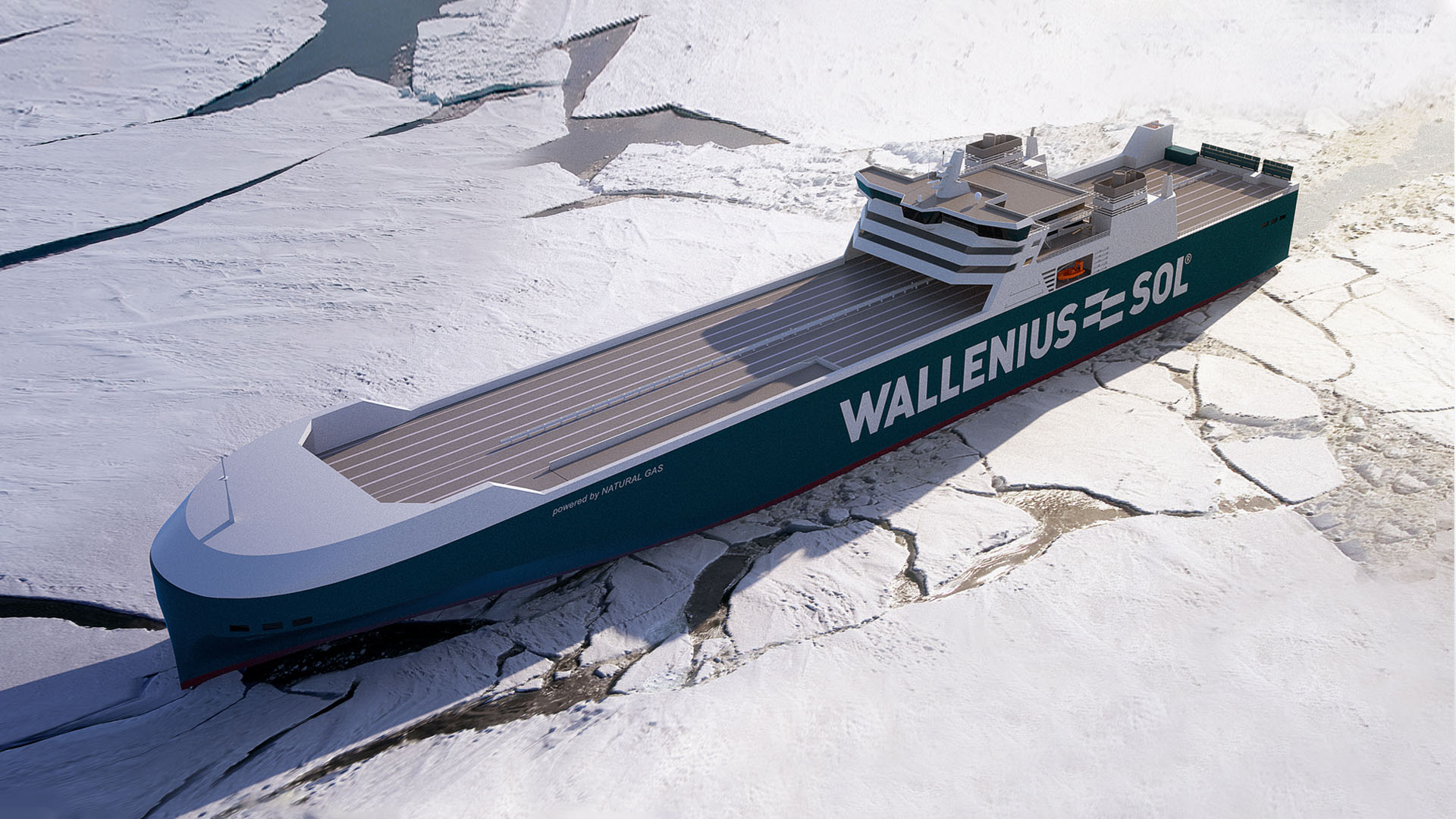 MAN-Cryo to deliver LNG systems for WALLENIUS SOL's newbuilds
