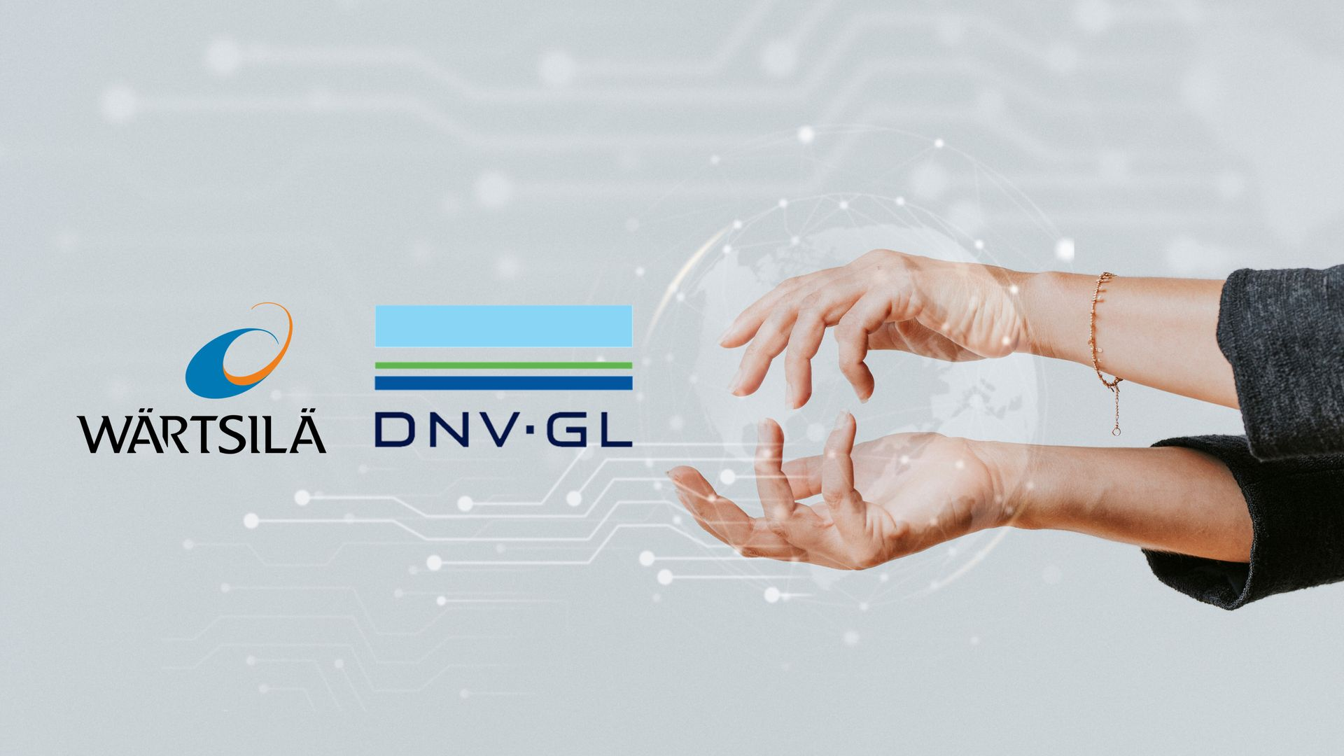 Wärtsilä-DNV GL digital co-op
